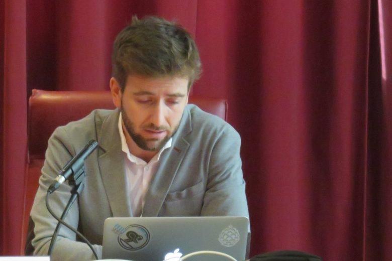 Killy Martinet, presidente del Comitato organizzatore delle gare di Coppa del Mondo di La Thuile