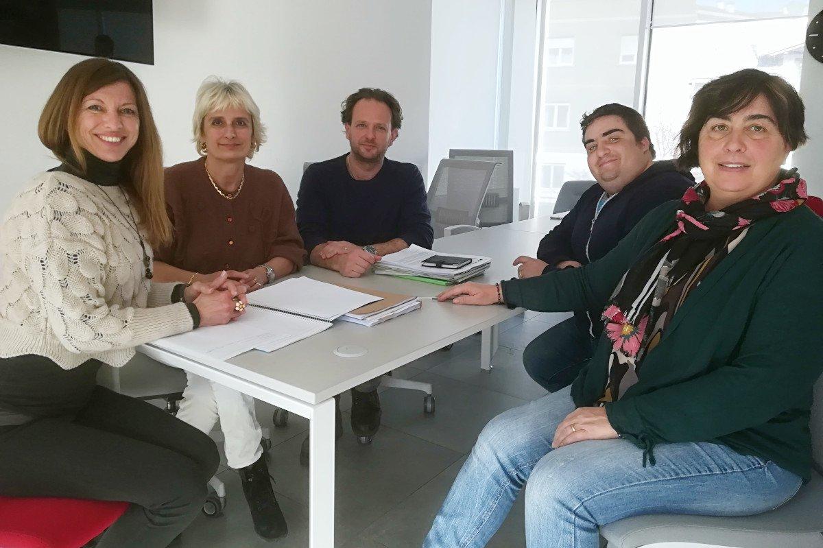 Sabrina Borre è la nuova distaccata del Savt École: nella Segreteria anche Loris Orantelli, Lidia Milliery, Daniele De Giorgis e Giorgia Sordi