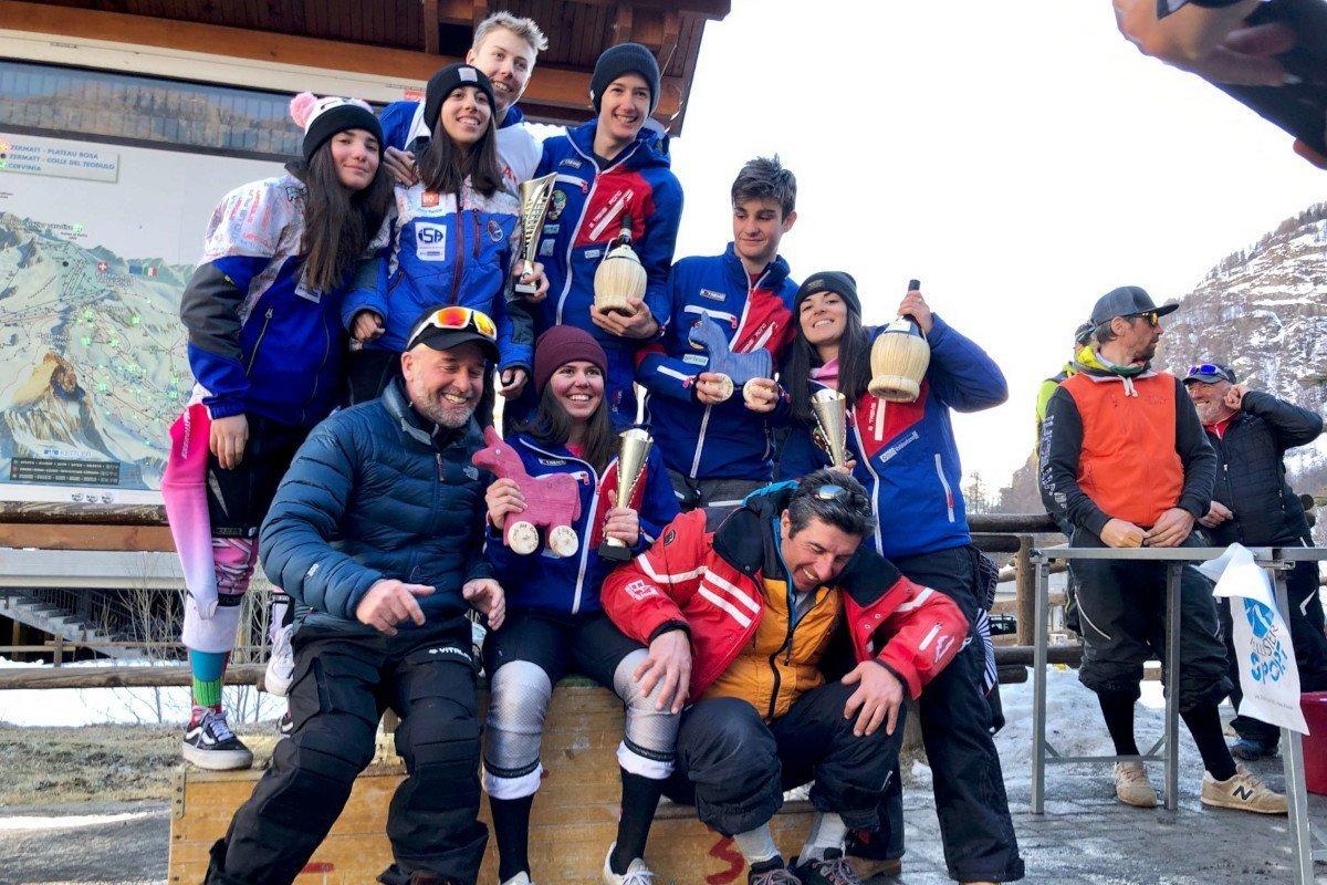 """Allo Sci club Pila il """"Memorial Sergio Pellissier"""" di sci alpino a Valtournenche. Federica Brignone annuncia «sono in netto miglioramento»"""