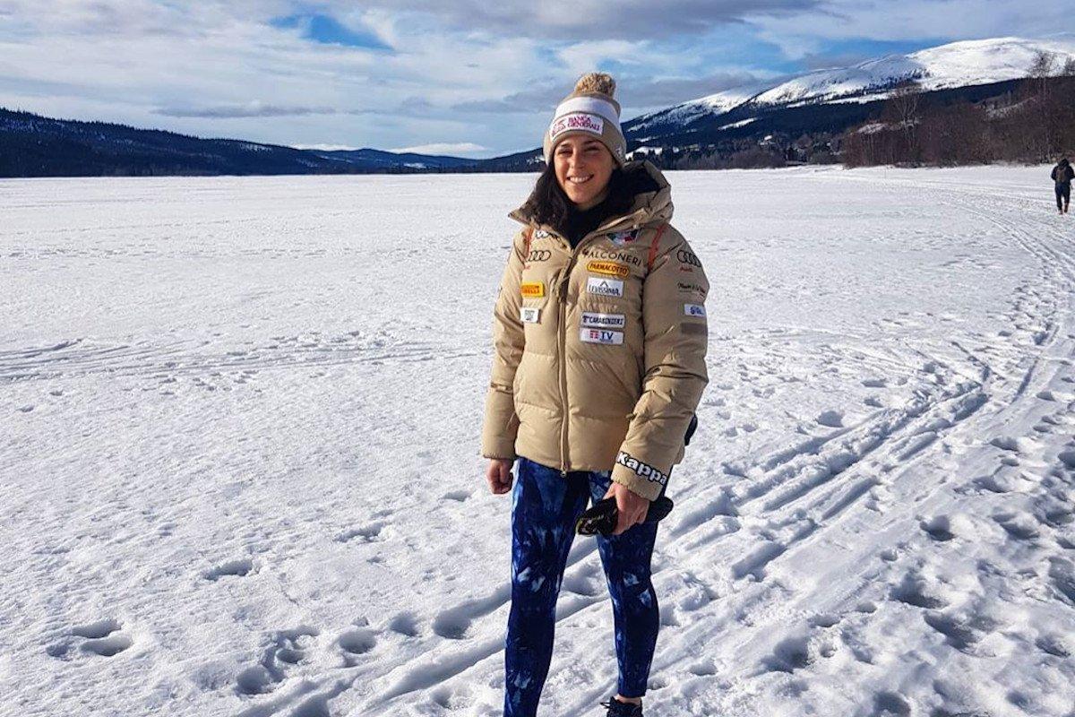 Federica Brignone è la prima donna a vincere la Coppa del Mondo di sci alpino: con l'annullamento delle gare di Åre, La Thuile è stata l'epilogo della stagione