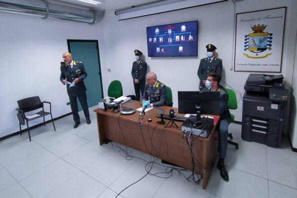 Il Tenente Colonello Francesco Caracciolo racconta l'operazione 'Feudora' insieme al Generale Raffaele Caracciolo e con il Tenente Umberto Parente