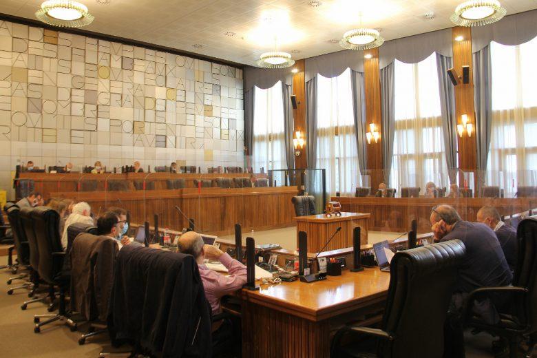 Le riunioni delle Commissioni in Consiglio Valle