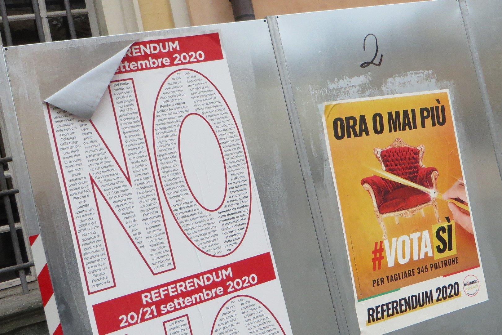 """Anche in Valle d'Aosta vince il """"sì"""" al referendum sul taglio dei parlamentari: in nessun Comune ha avuto la meglio il """"no"""""""