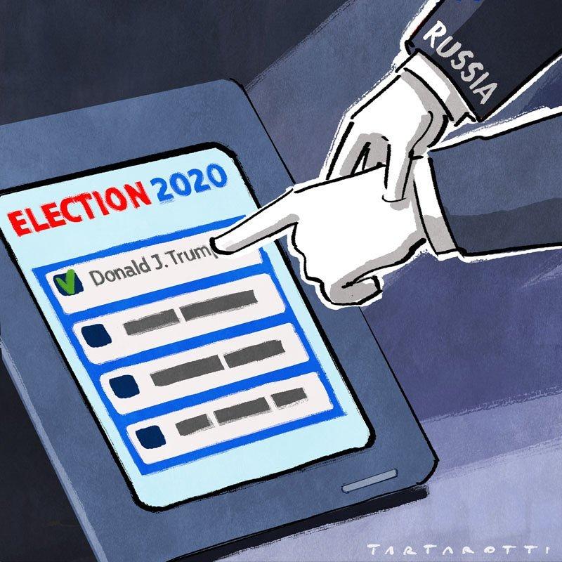 Ancora interferenze russe nella campagna elettorale USA