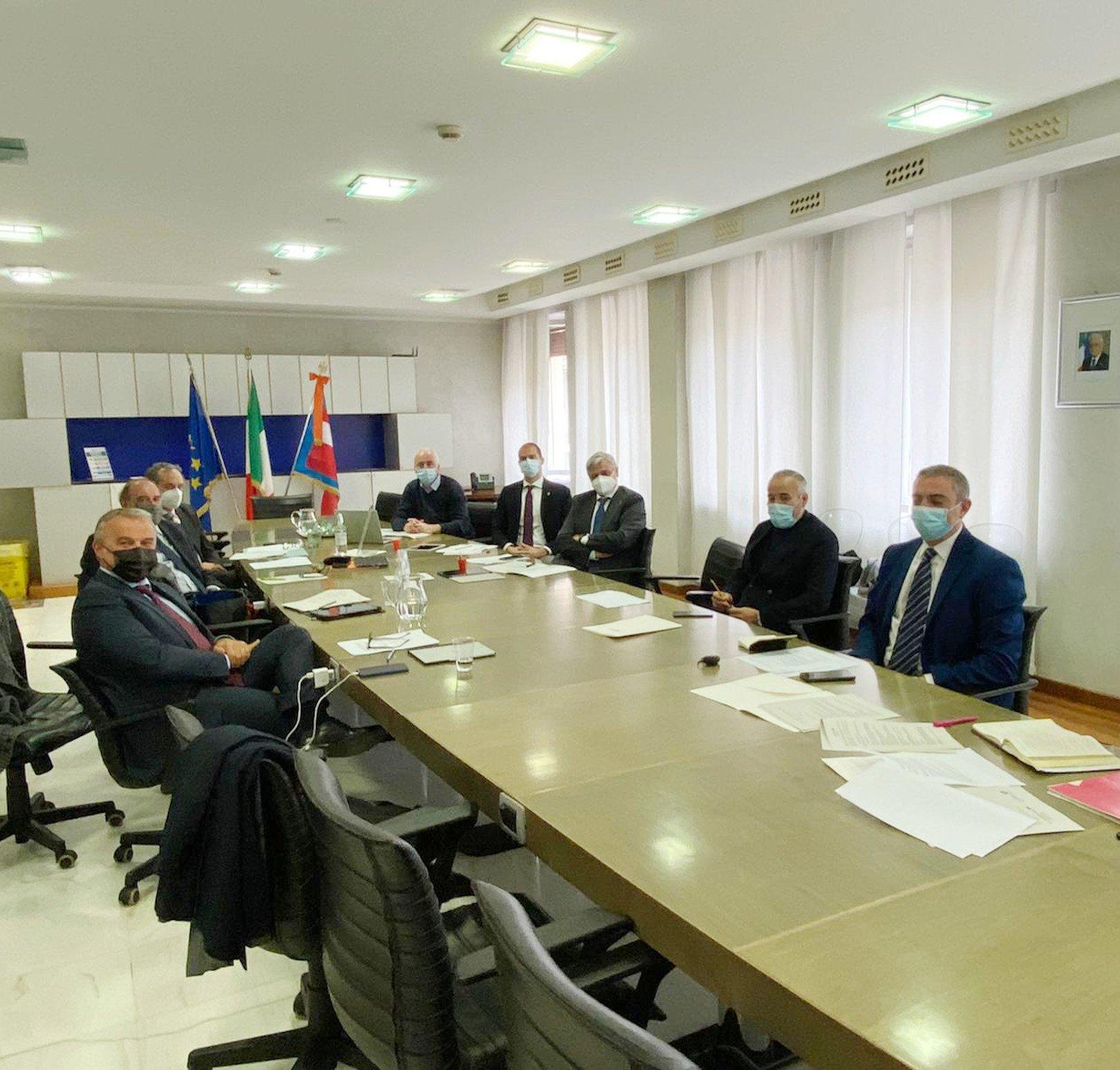 A Torino incontro tra assessori di Valle d'Aosta, Piemonte e Liguria per condividere gli obiettivi del programma Alcotra 2021/2027