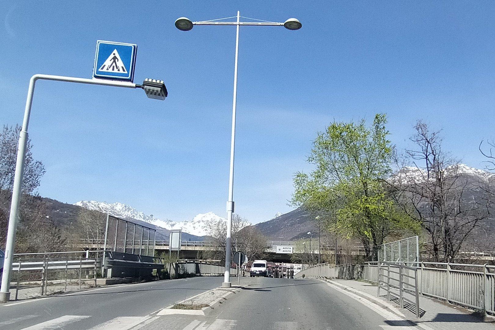La Regione ha acquisito il Pont-Suaz sulla Dora Baltea, tra Aosta e Charvensod, diventerà parte della strada regionale 18 di Pila