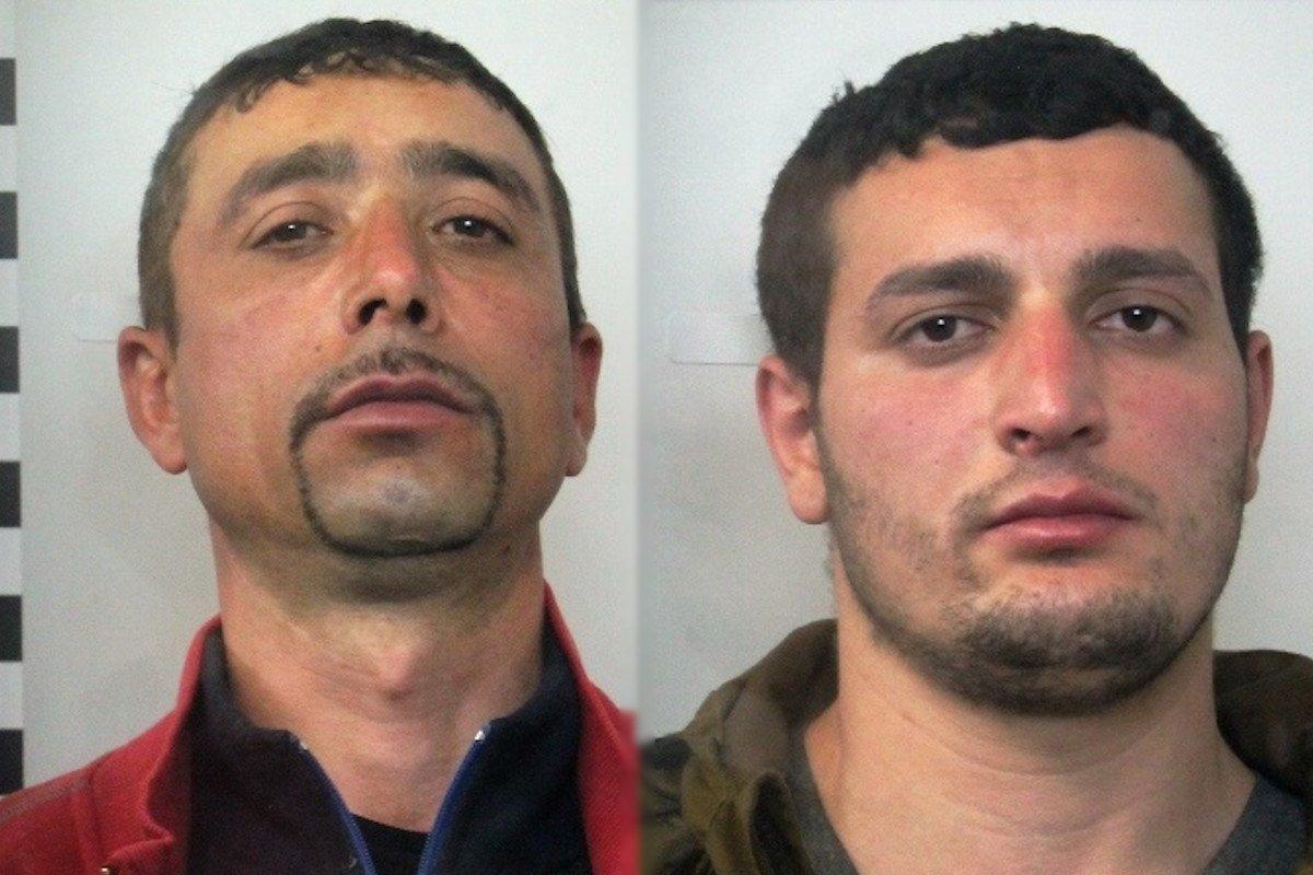 Arrestati a Châtillon due ricercati rumeni che, per rapina, avevano sequestrato, torturato e ferito un connazionale