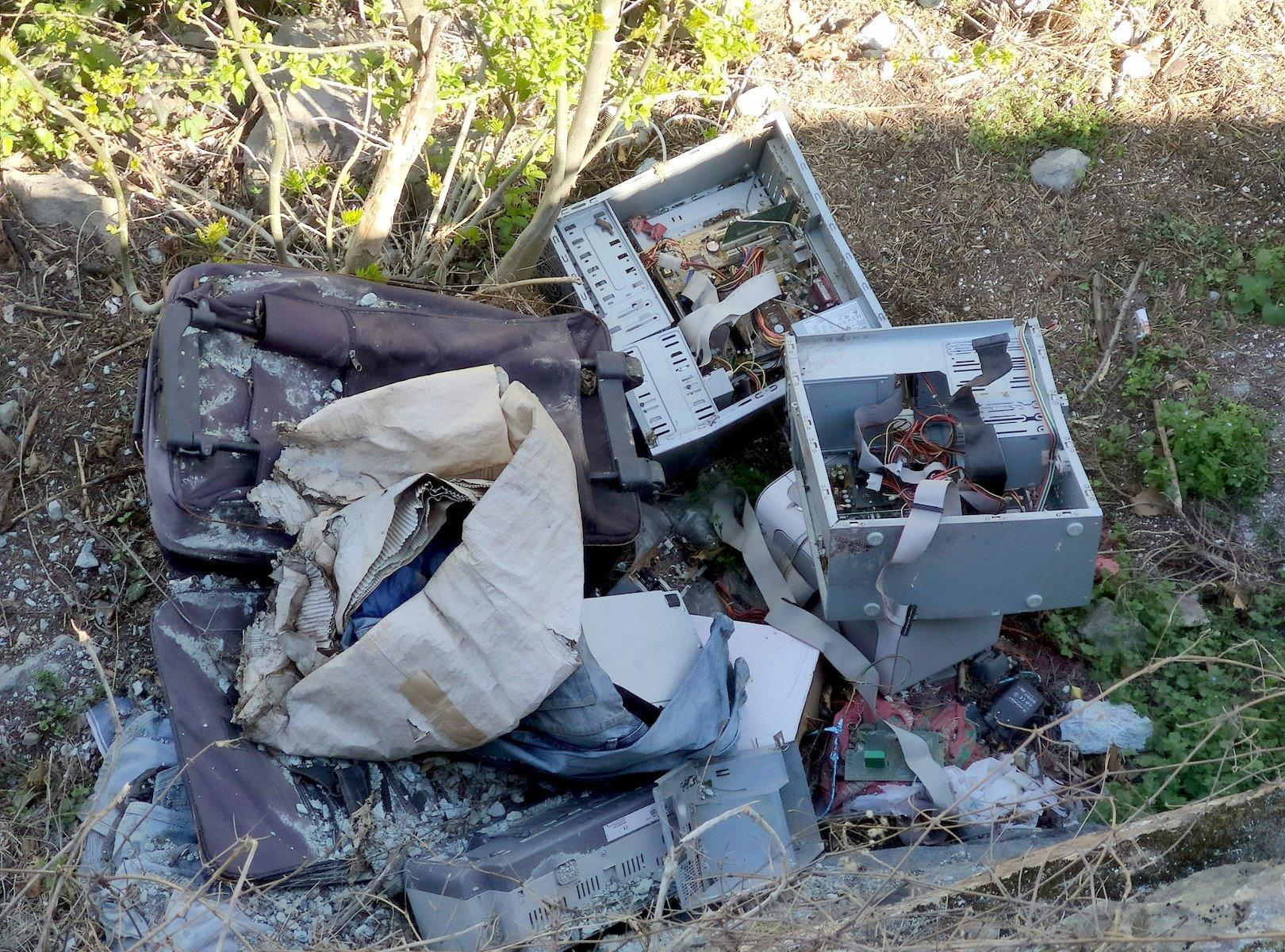 La Valle d'Aosta ha prodotto, nel 2020, oltre 1.300 tonnellate di Raee, i rifiuti elettrici ed elettronici, più di dieci chili pro capite