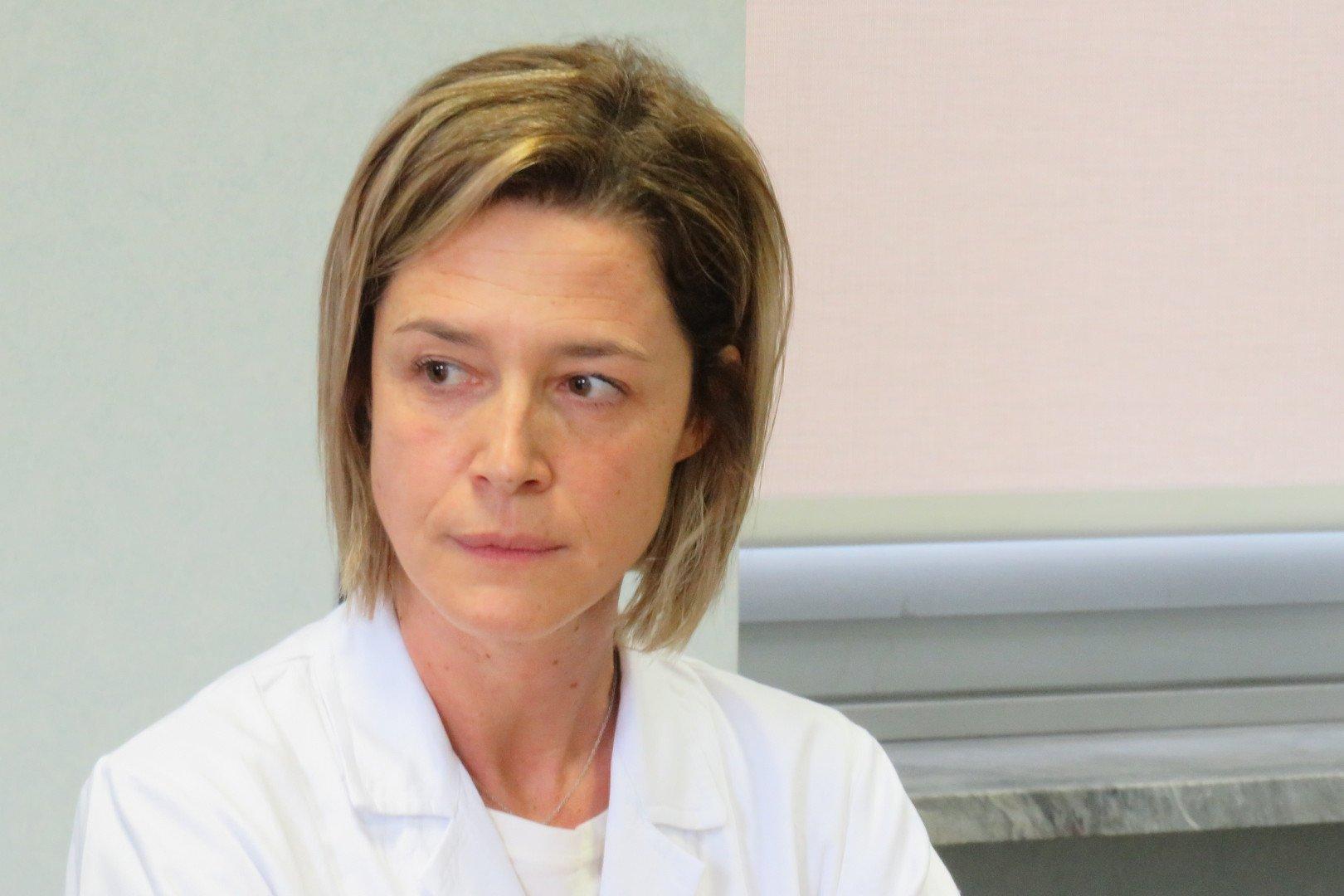 Silvia Magnani è il nuovo dirigente delle malattie infettive dell'ospedale Parini, sostituisce Alberto Catania che torna a casa, in Emilia-Romagna