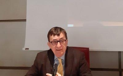 Angelo Pescarmona, direttore generale dell'Azienda Usl della Valle d'Aosta