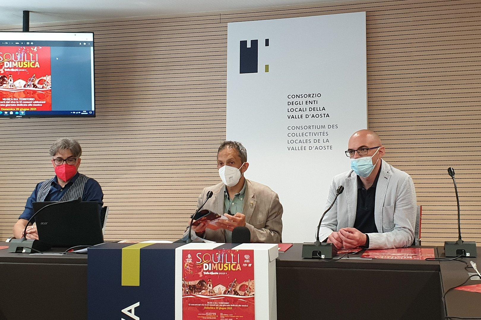"""""""Squilli di musica"""" fa segnare la ripartenza delle manifestazioni organizzate dalla Regione, con uno stanziamento di 120mila euro per 12 eventi in un solo giorno"""
