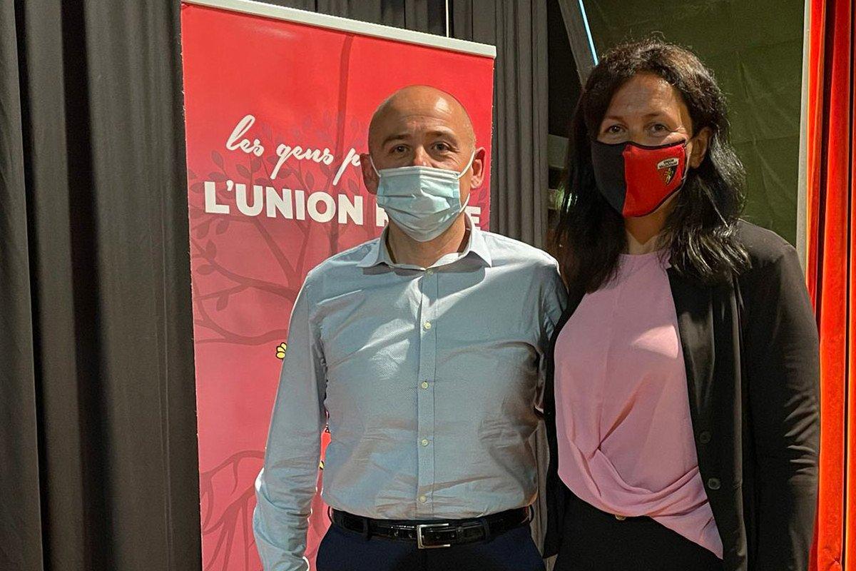 Cristina Machet nuova presidente dell'Union Valdôtaine. La Réunion tra gli obiettivi: «a volte ci siamo persi, soprattutto per rivalità personali, questo non deve ripetersi»